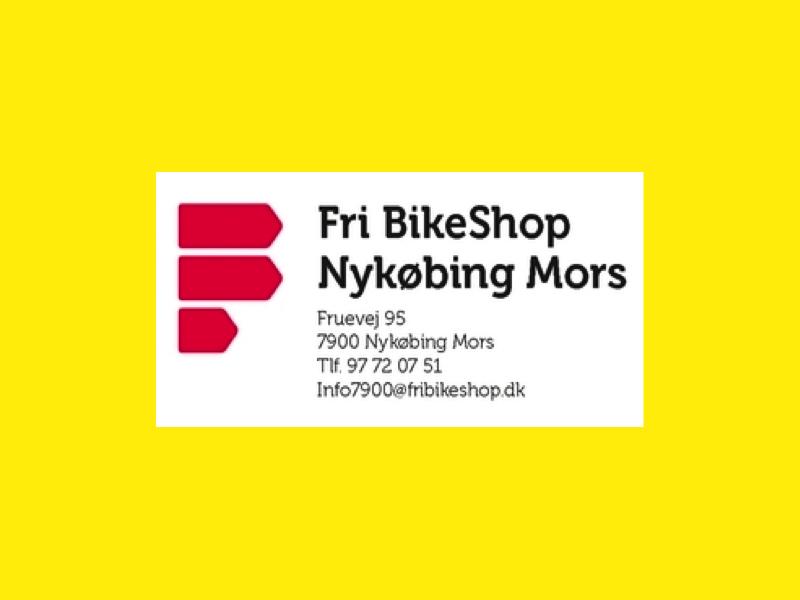 Fri bikeshop Nykøbing