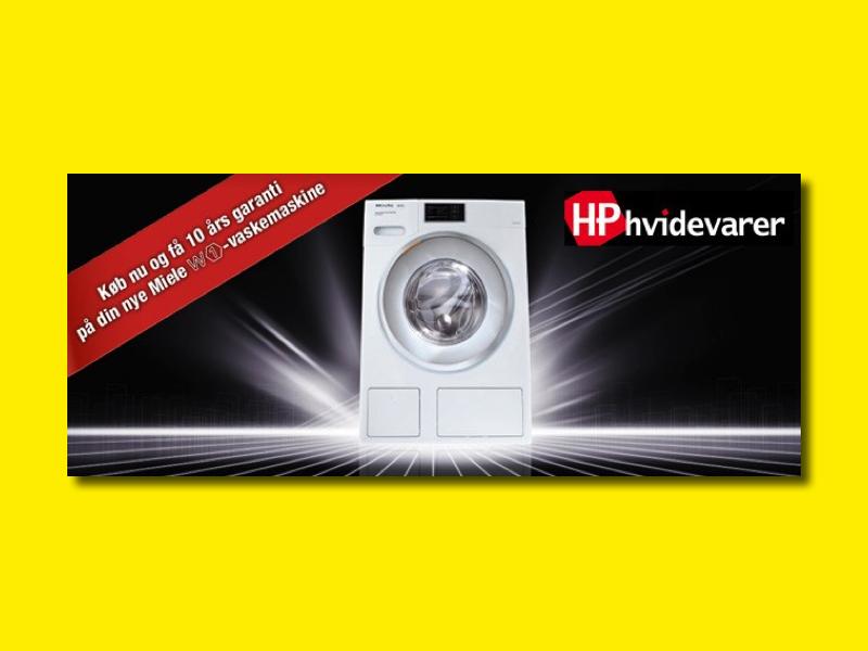 HP hvidvarer