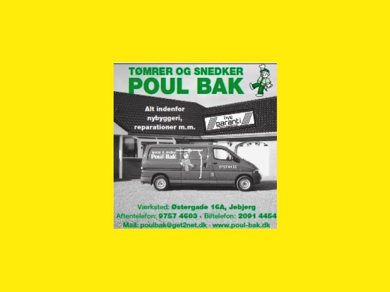 Poul Bak Aps